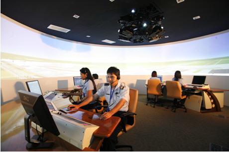 Three-Dimensional ATC Aerodrome Simulator | Aeronautical