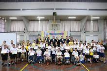 พิธีมอบทุนการศึกษามูลนิธิน่านฟ้าไทย