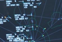 ภาพประกอบเส้นทางบิน