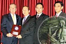 รางวัล ATCA Industrial Award และ Chairman's Citation of Merit Award ปี 2551