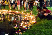 Loy Kratong Festival 1